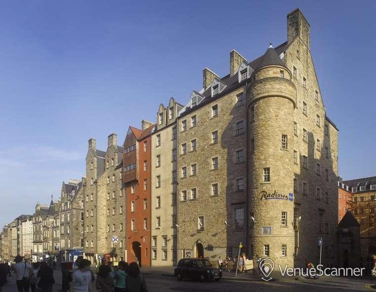 Hire Radisson Blu Hotel, Edinburgh Canongate 1 & 2 2