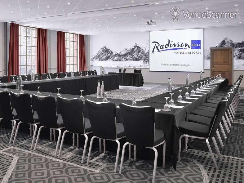 Hire Radisson Blu Hotel, Edinburgh Canongate 1 & 2