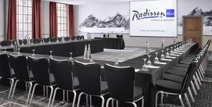 Radisson Blu Hotel, Edinburgh, Canongate 1 & 2