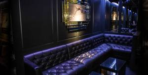 The Morton's Club, The Nightclub