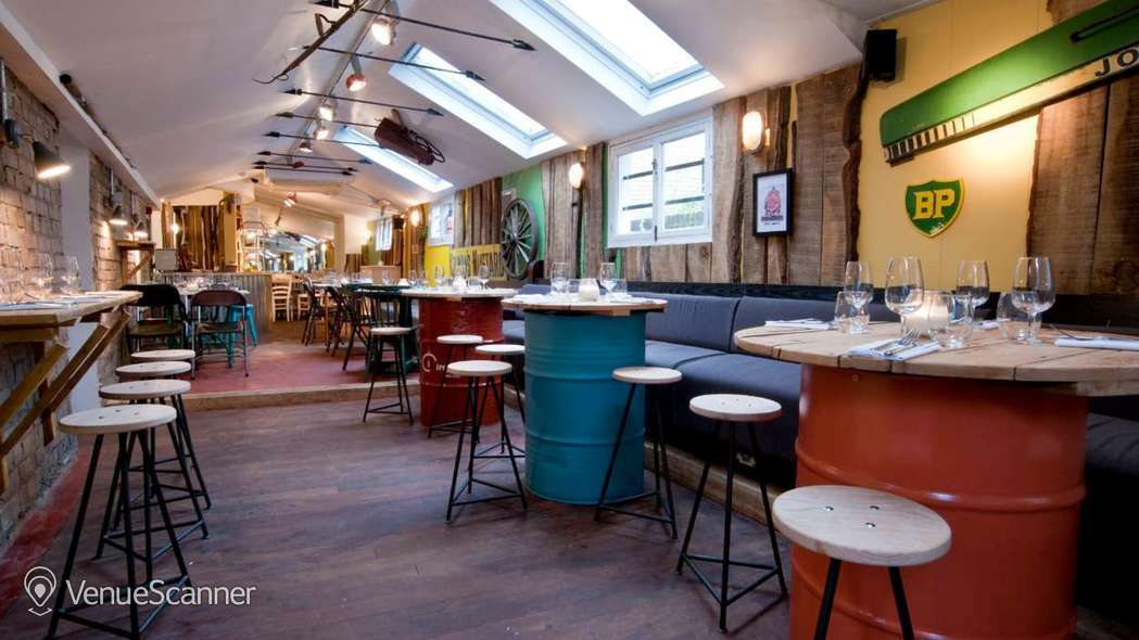 Hire The Shed - Notting Hill Exclusive Hire 3