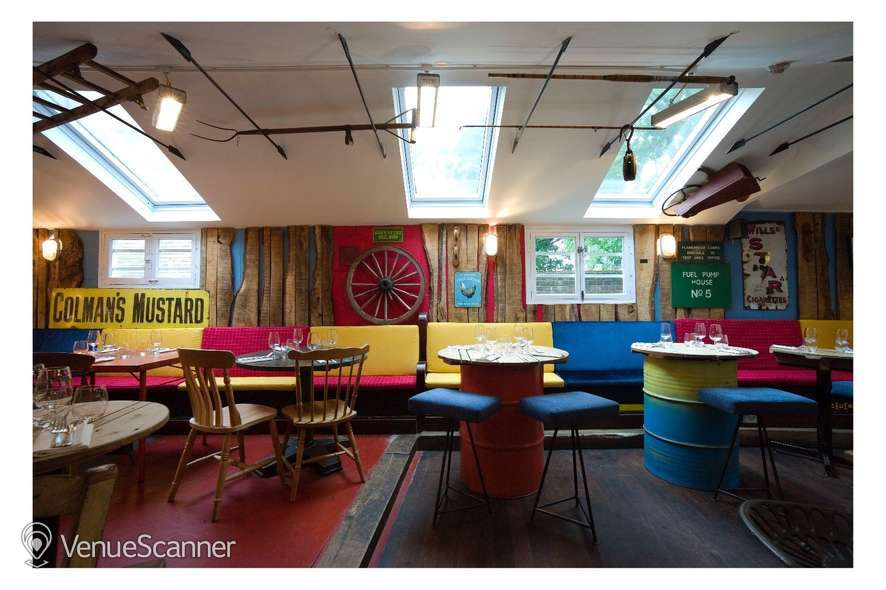 Hire The Shed - Notting Hill Exclusive Hire 1