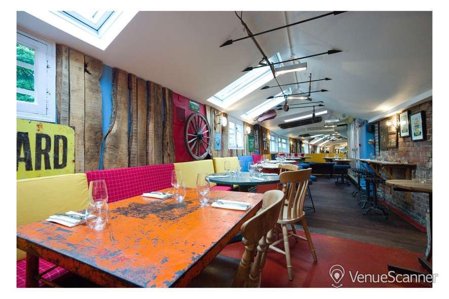Hire The Shed - Notting Hill Exclusive Hire 2