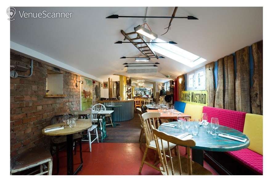Hire The Shed - Notting Hill Exclusive Hire