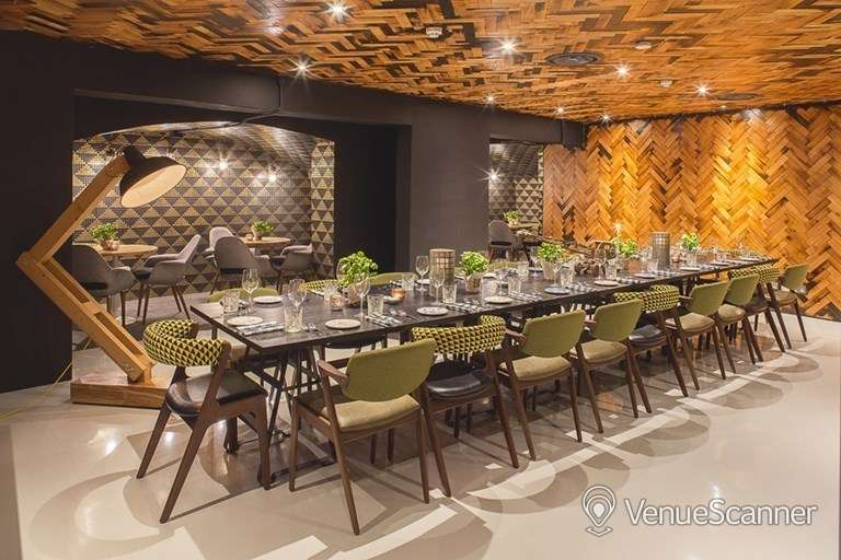 Hire The Happenstance Private dinning room