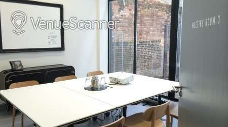 Hire The Office Group Black And White Building Meeting Room 3