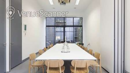 Hire The Office Group Black And White Building Meeting Room 2 & 3