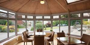 Alveston House Hotel, Patio