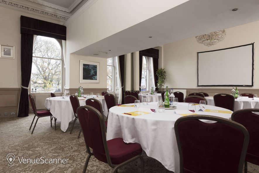 Hire Crowne Plaza Edinburgh - Royal Terrace Balmoral Suite 2