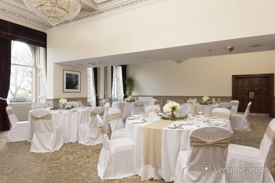 Hire Crowne Plaza Edinburgh - Royal Terrace Balmoral Suite