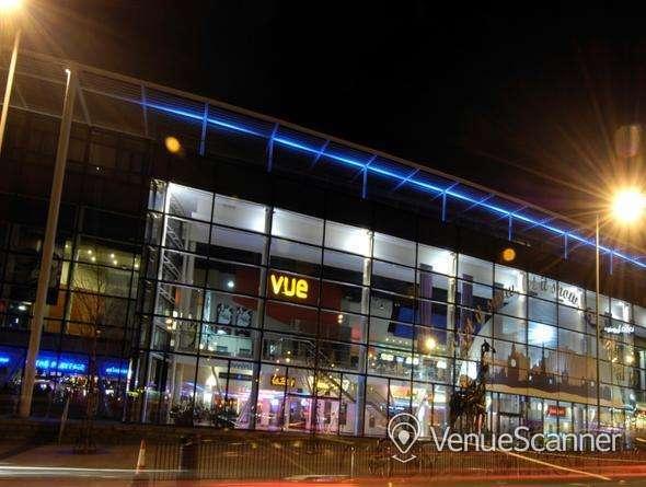 Hire Vue Cinema Edinburgh Omni Centre Screens 3