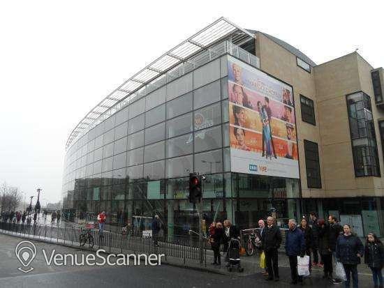 Hire Vue Cinema Edinburgh Omni Centre Screens 2
