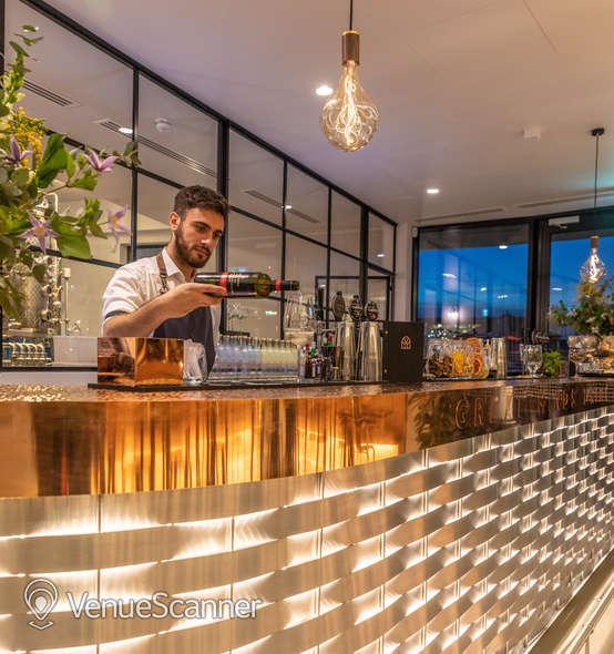 Hire Gin Works Ground Floor Bar & Terrace 3