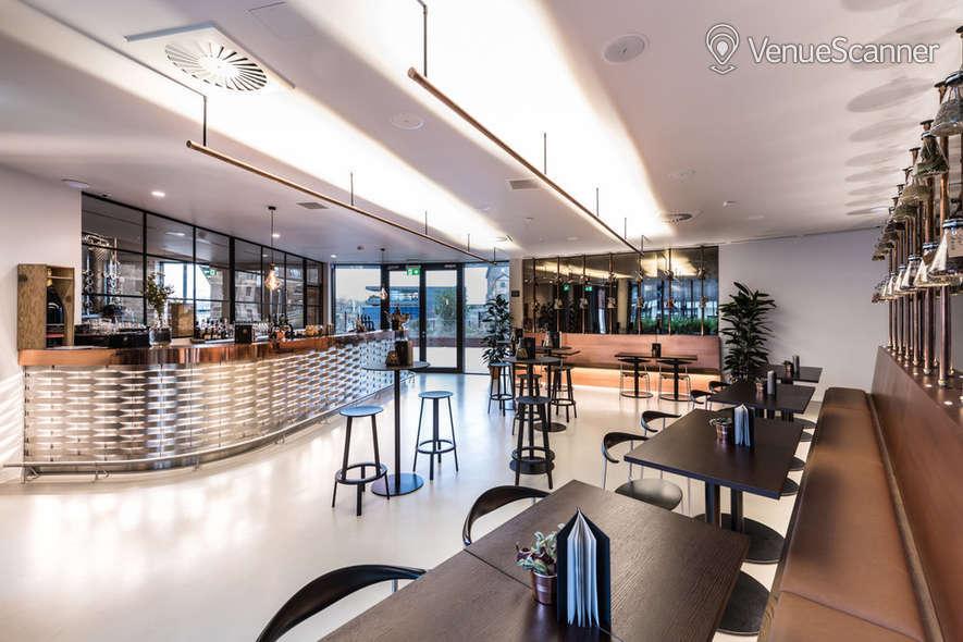 Hire Gin Works Ground Floor Bar & Terrace 2