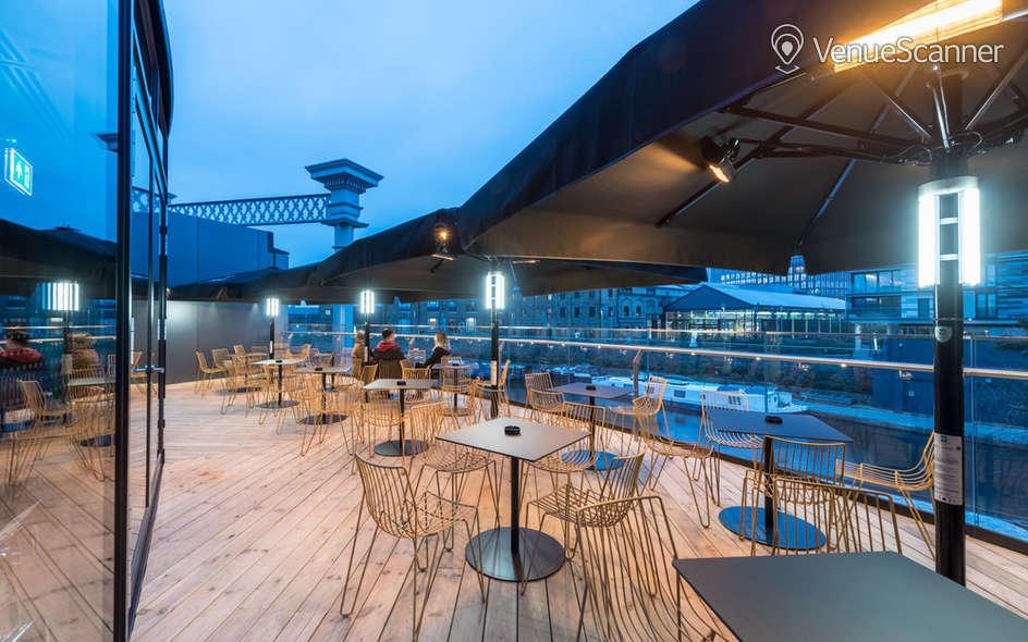 Hire Gin Works Ground Floor Bar & Terrace 4