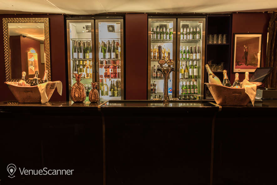 Hire Sanctum Soho Hotel The Cinema 4