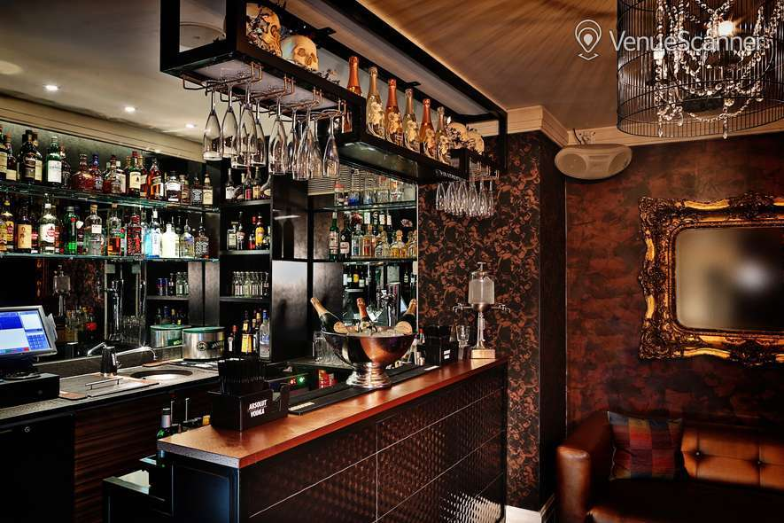Hire Sanctum Soho Hotel The Roof Terrace Venuescanner