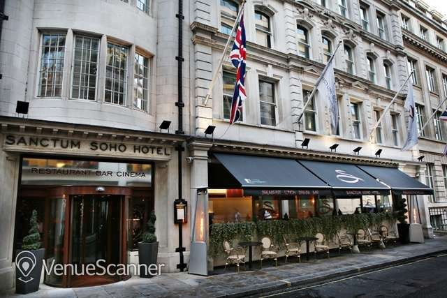Hire Sanctum Soho Hotel The Cinema 8