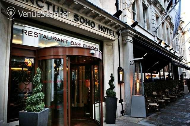 Hire Sanctum Soho Hotel The Cinema 9