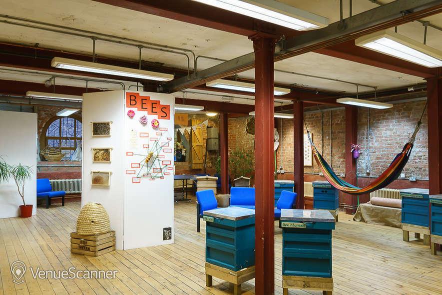 Hire Bridge 5 Mill Exhibition Space 1