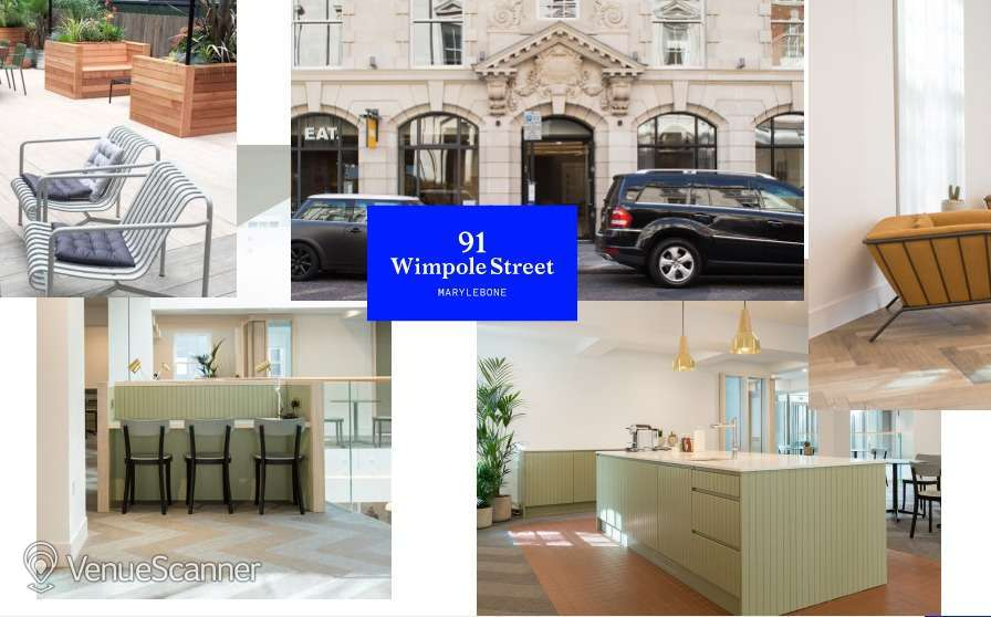 Hire The Office Group Wimpole St Meeting Room 1 1