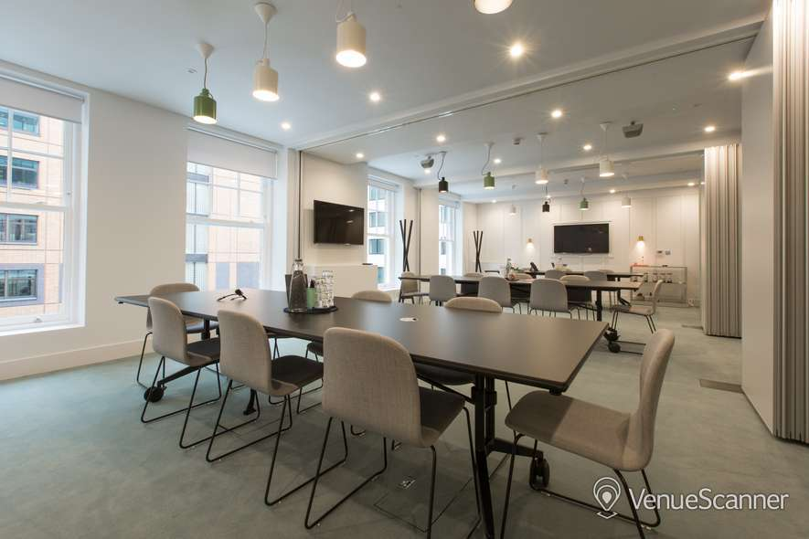 Hire The Office Group Wimpole St Meeting Room 1, 2 & 3 1