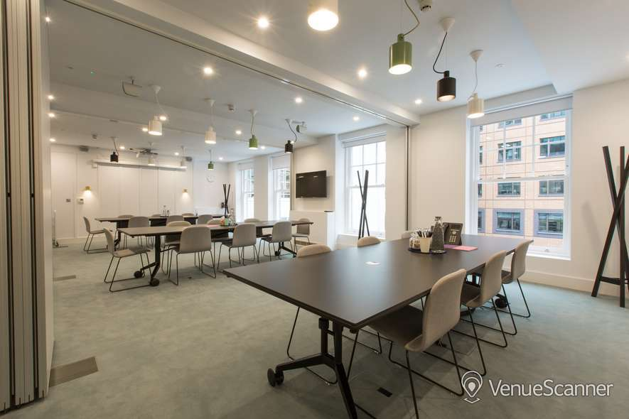 Hire The Office Group Wimpole St Meeting Room 1, 2 & 3