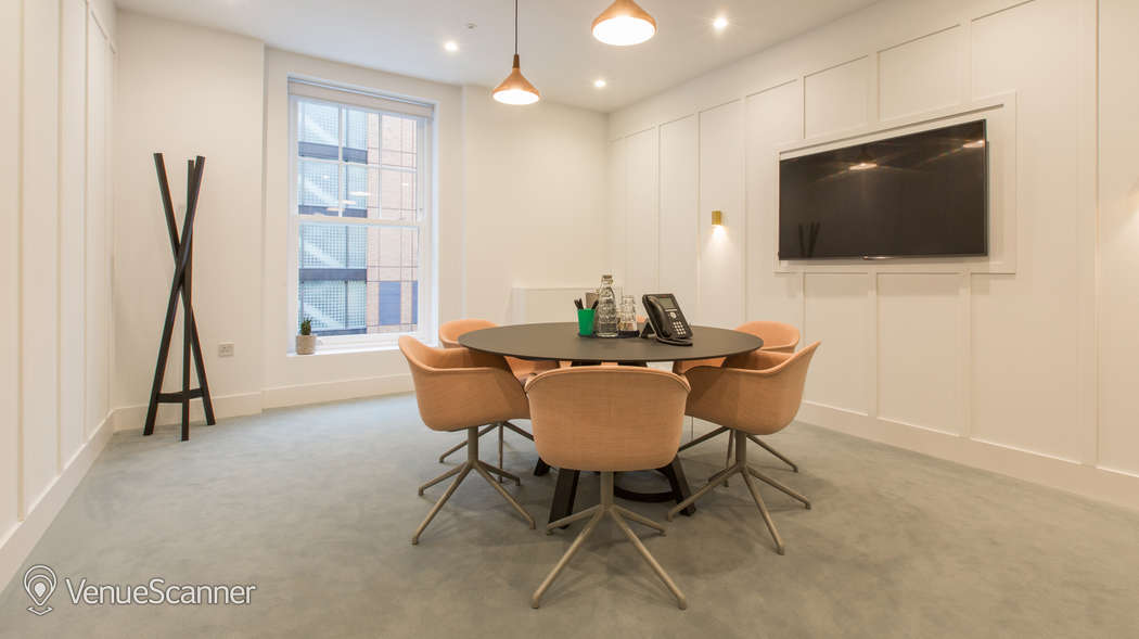 Hire The Office Group Wimpole St Meeting Room 2