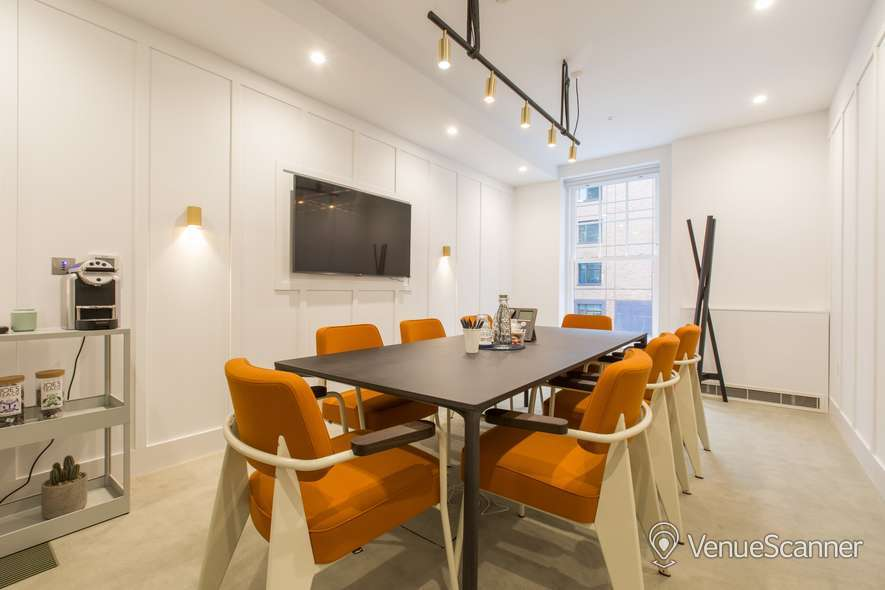 Hire The Office Group Wimpole St Meeting Room 5