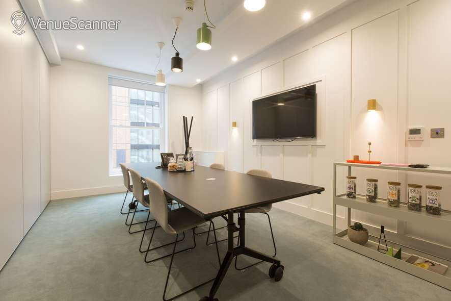 Hire The Office Group Wimpole St Meeting Room 3