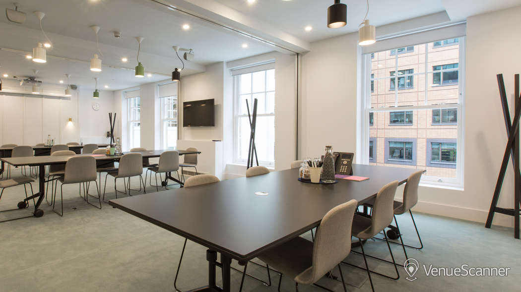Hire The Office Group Wimpole St Meeting Room 2 & 3