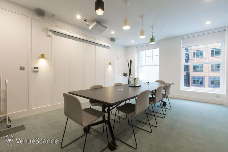 Hire The Office Group Wimpole St Meeting Room 1