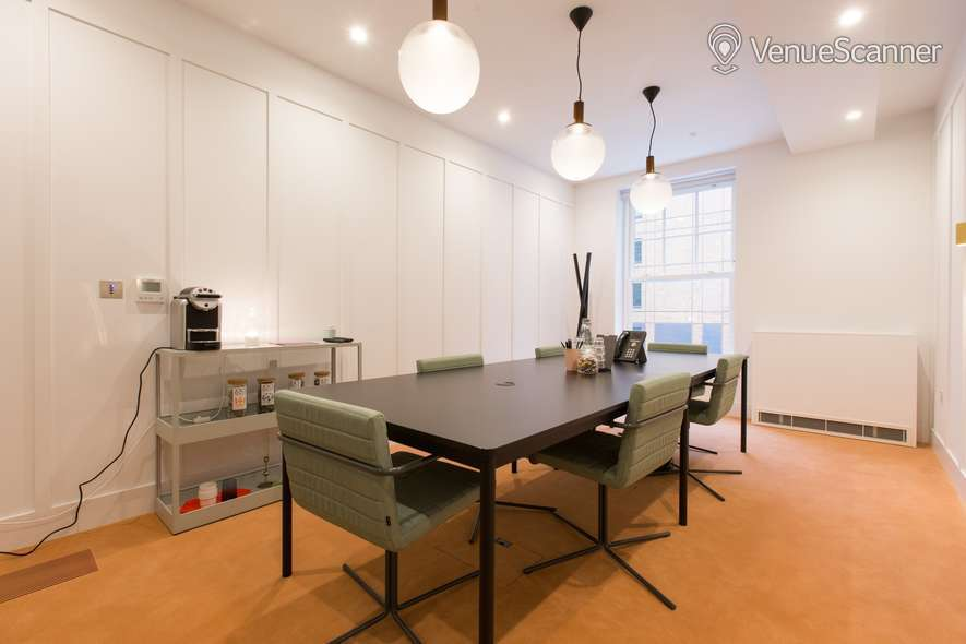Hire The Office Group Wimpole St Meeting Room 6