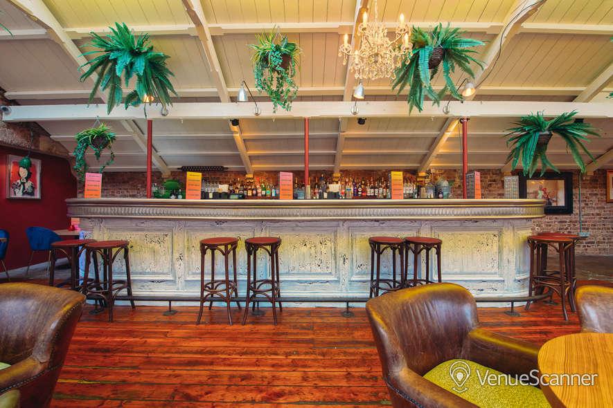 Hire Revolution Brighton Rum Attic 1