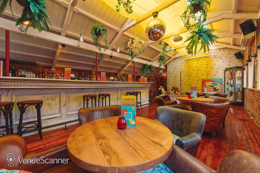Hire Revolution Brighton Rum Attic 3