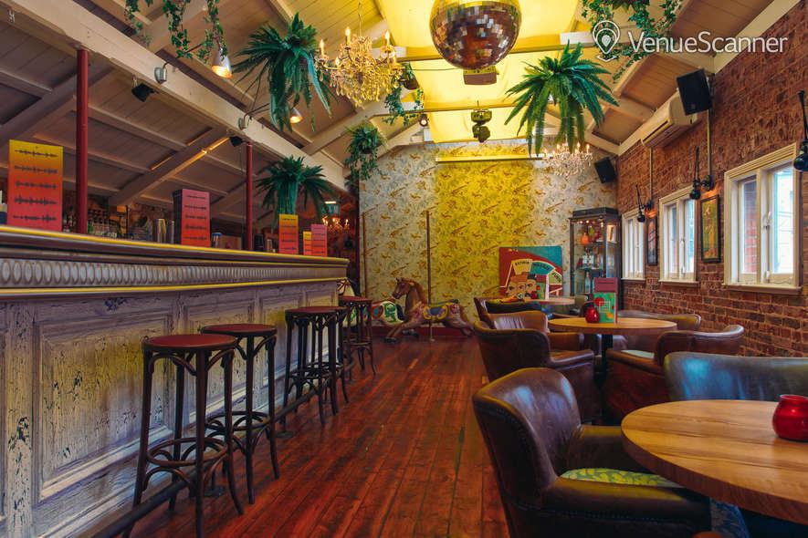 Hire Revolution Brighton Rum Attic 2