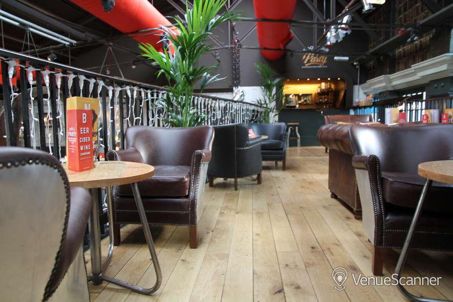 Hire Revolution Bristol Mezzanine 2