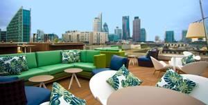 Aviary, Aviary Lounge