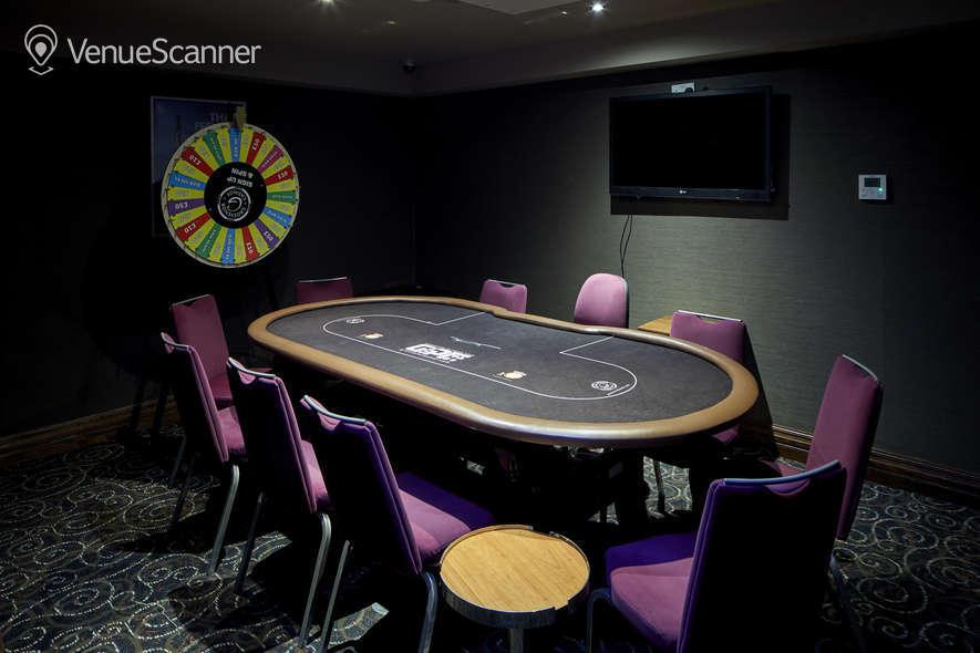 Hire Grosvenor Casino Glasgow Merchant City Poker Room Ii
