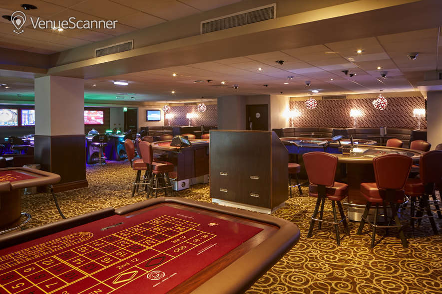 Hire Grosvenor Casino Glasgow Merchant City Lounge Bar