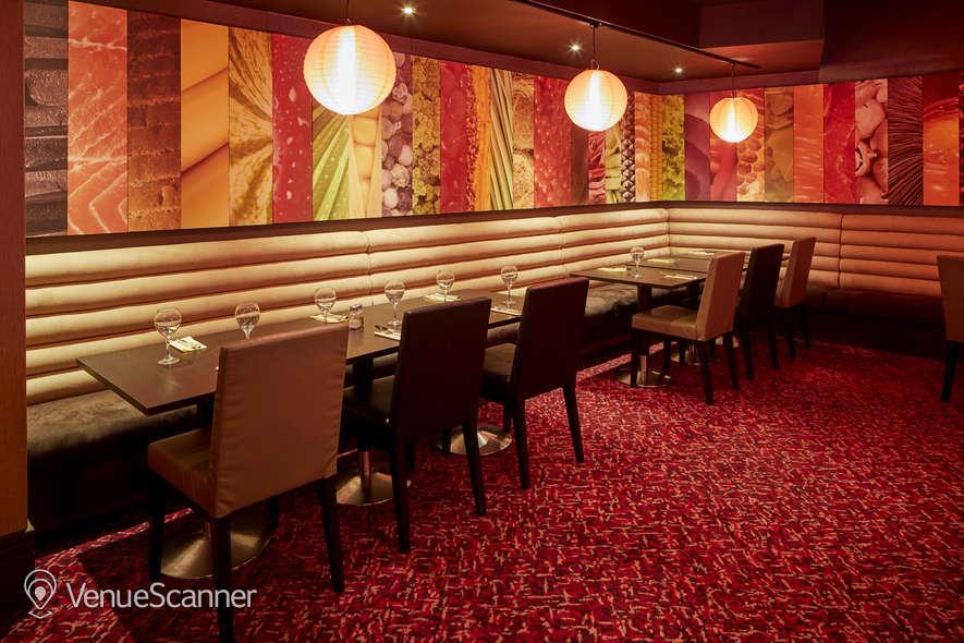 Hire Grosvenor Casino Glasgow Merchant City Restaurant 1
