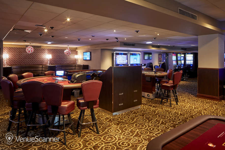 Hire Grosvenor Casino Glasgow Merchant City Lounge Bar 1