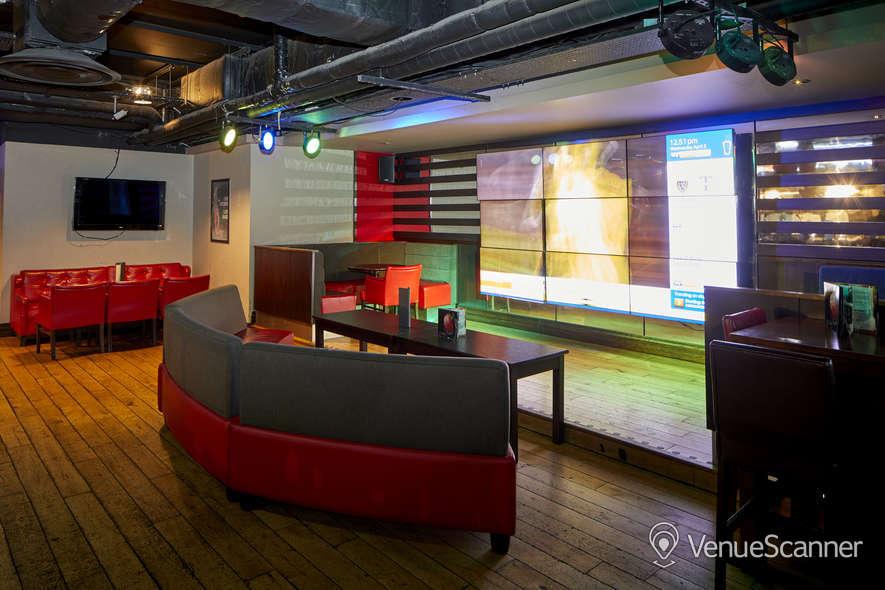 Hire Grosvenor Casino Glasgow Merchant City Sports Lounge 1
