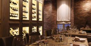 Bocconcino Restaurant, Ground Floor