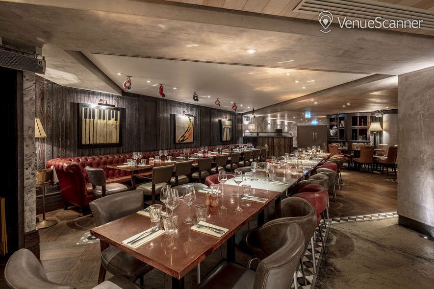 Hire 100 Wardour Street Full Exclusive Hire 2