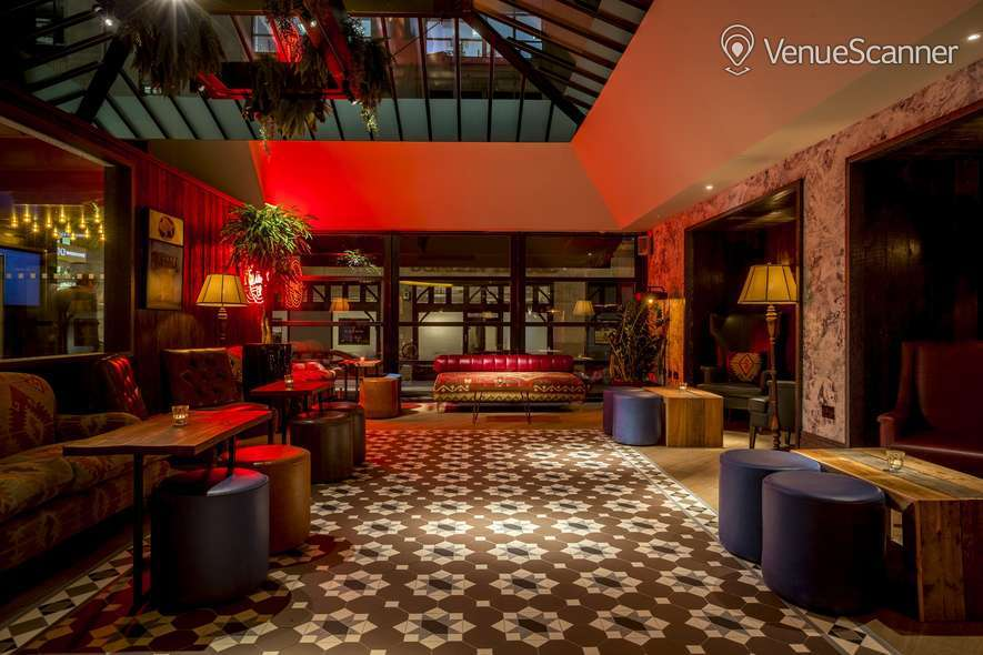 Hire 100 Wardour Street Full Exclusive Hire 3