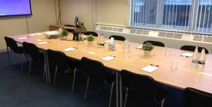 Devonshire House Flexible Workspace, Meeting Room