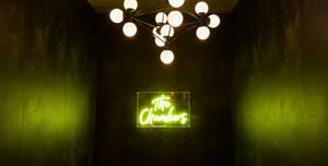 The Chamberlain Hotel, The Chambers Cocktail Bar