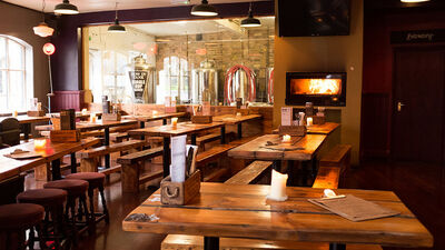 The Peoples Park Tavern, Microbrewery