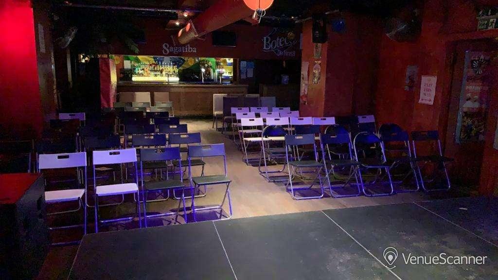 Hire Boteco Do Brasil - Edinburgh Club Room